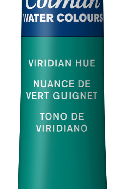 696 - W&N Cotman Water Colour - Viridian Hue
