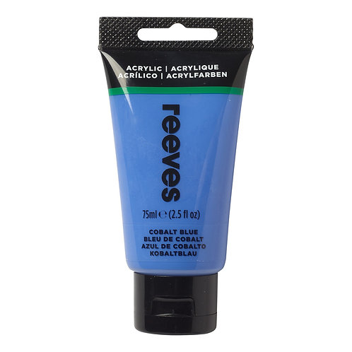 370 Reeves Artists' Acrylic Tube - Cobalt Blue
