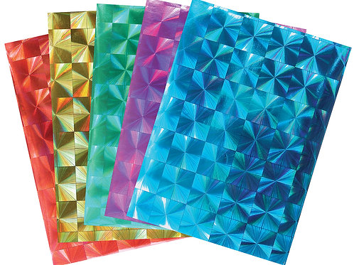 PA166 CS Metallic Prism Paper