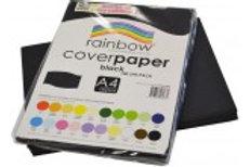 Cover Paper A4 Single Colour 100 Sheets