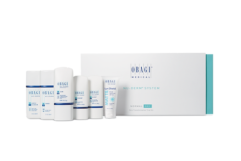 Nu Derm Full Size Transformation Kit (6 Month System) (FX)