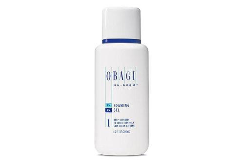 Obagi Nu-Derm Foaming Gel Cleanser