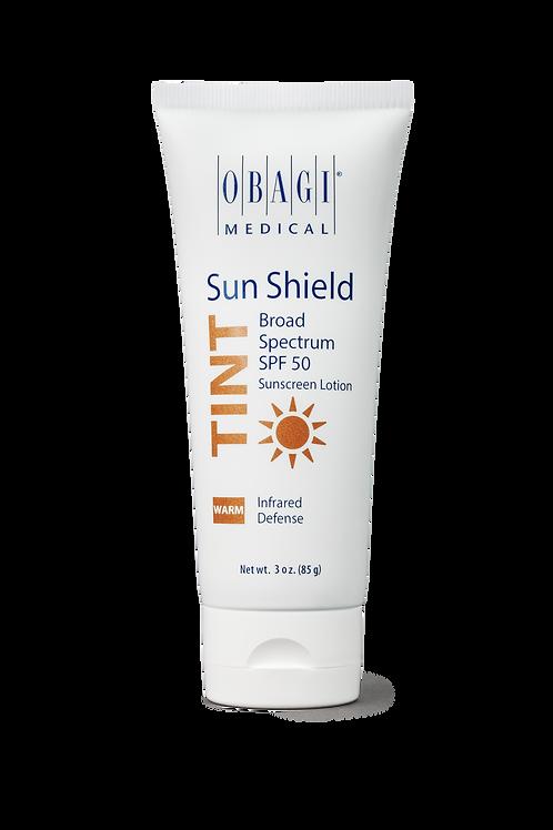 Obagi Sun shield Sunscreen TINT: WARM SPF 50