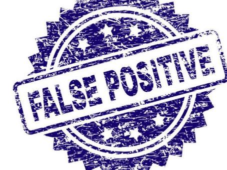 False Positives & False Negatives