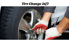 Roadside Assistance Tire Change 24/7 Service in Vallejo CA