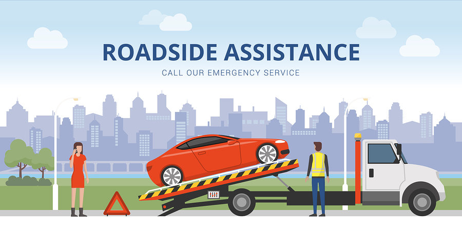 Roadside Assistance Towing Pinole CA