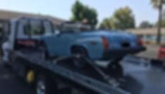 tow truck service roadside assistance Martinez CA