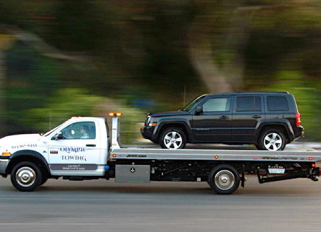towing & roadside assistance Walnut Creek CA