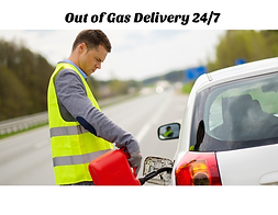 Out of Gas Delivery 24/7 Service in Vallejo CA