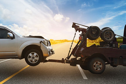 24 Hour Accident Towing