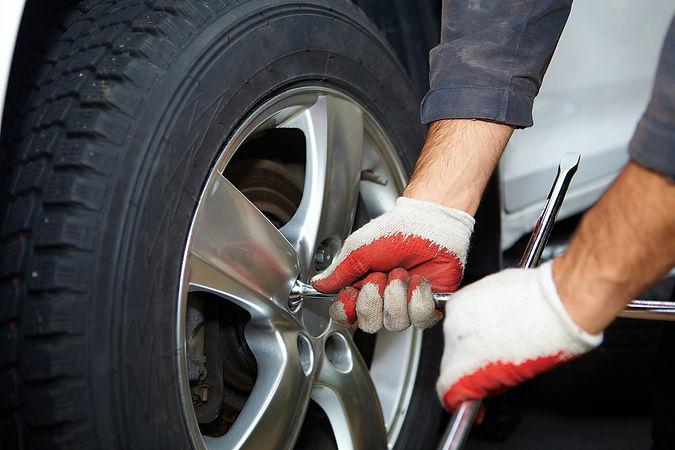 Tire change service Roadside assistance Pinole CA