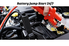 Battery Jump Start Service 24/7 in Vallejo CA