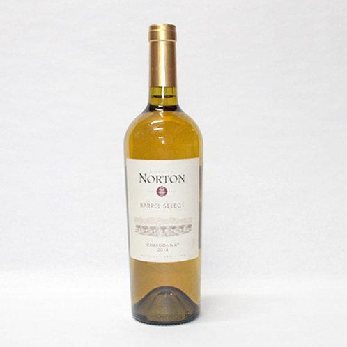 Norton Barrel Select Chardonnay, Mendoza 75cl