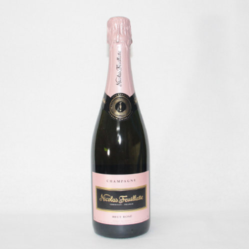 Nicolas Feuillatte Rose Champagne 75cl