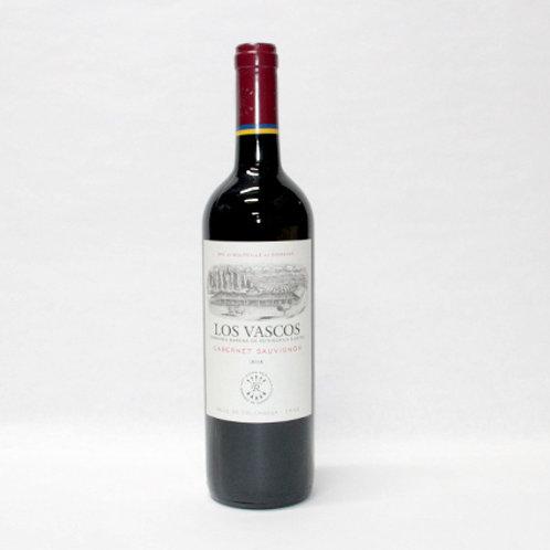 Los Vascos Cabernet Sauvignon 75cl