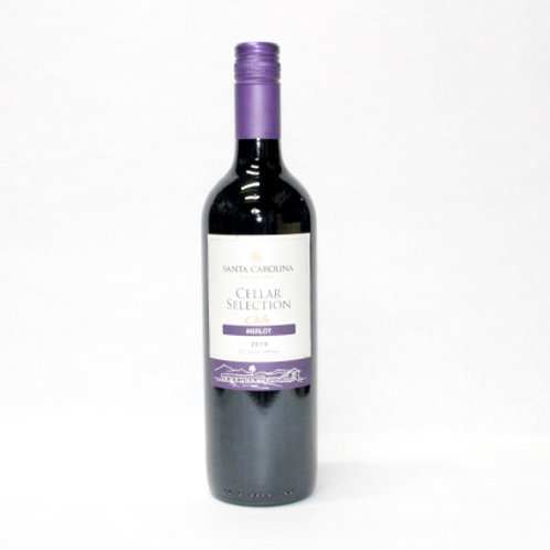 Santa Carolina Cellar Selection Merlot75cl