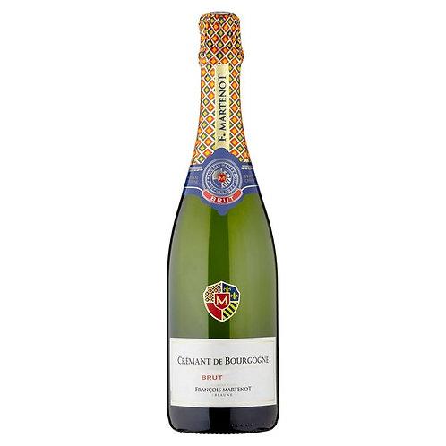 Francois Martenot Cremant de Bourgogne 75cl