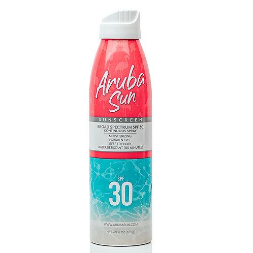Continuous Spray SPF 30