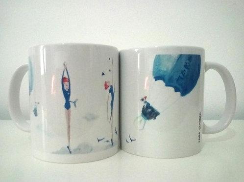 BAILARINA globo cup