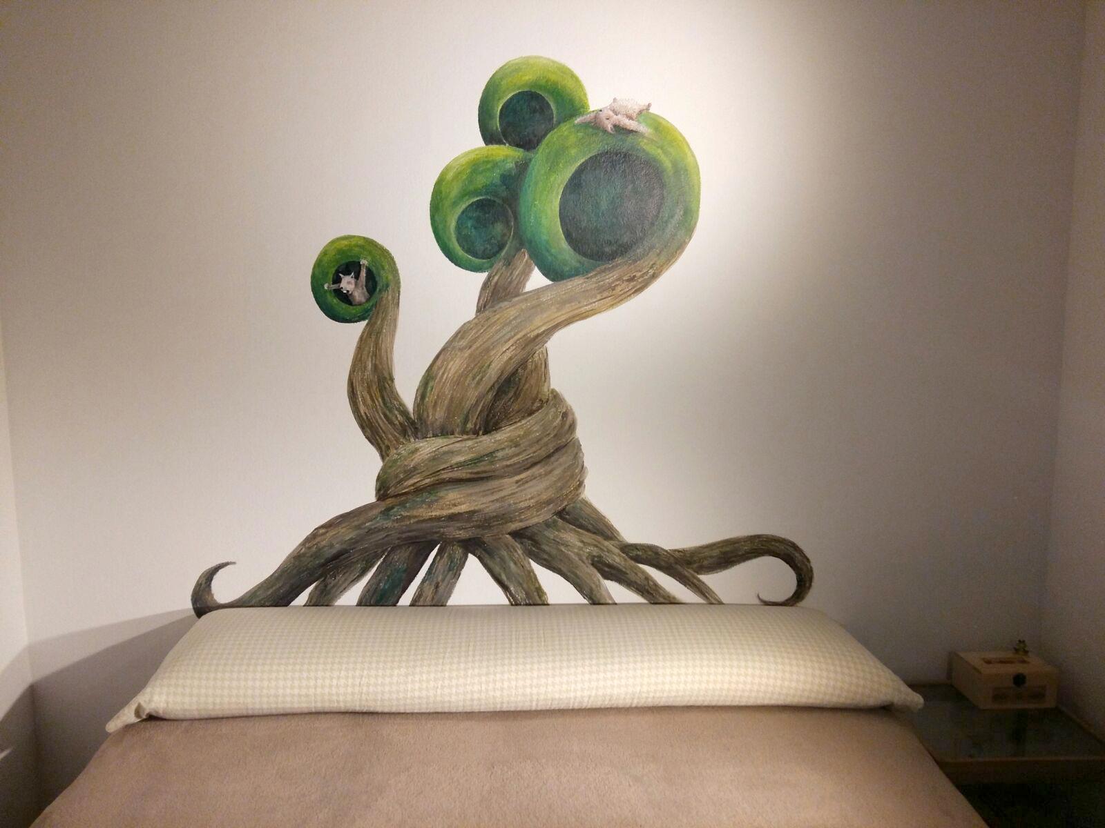 oníric-natural per capçal de llit