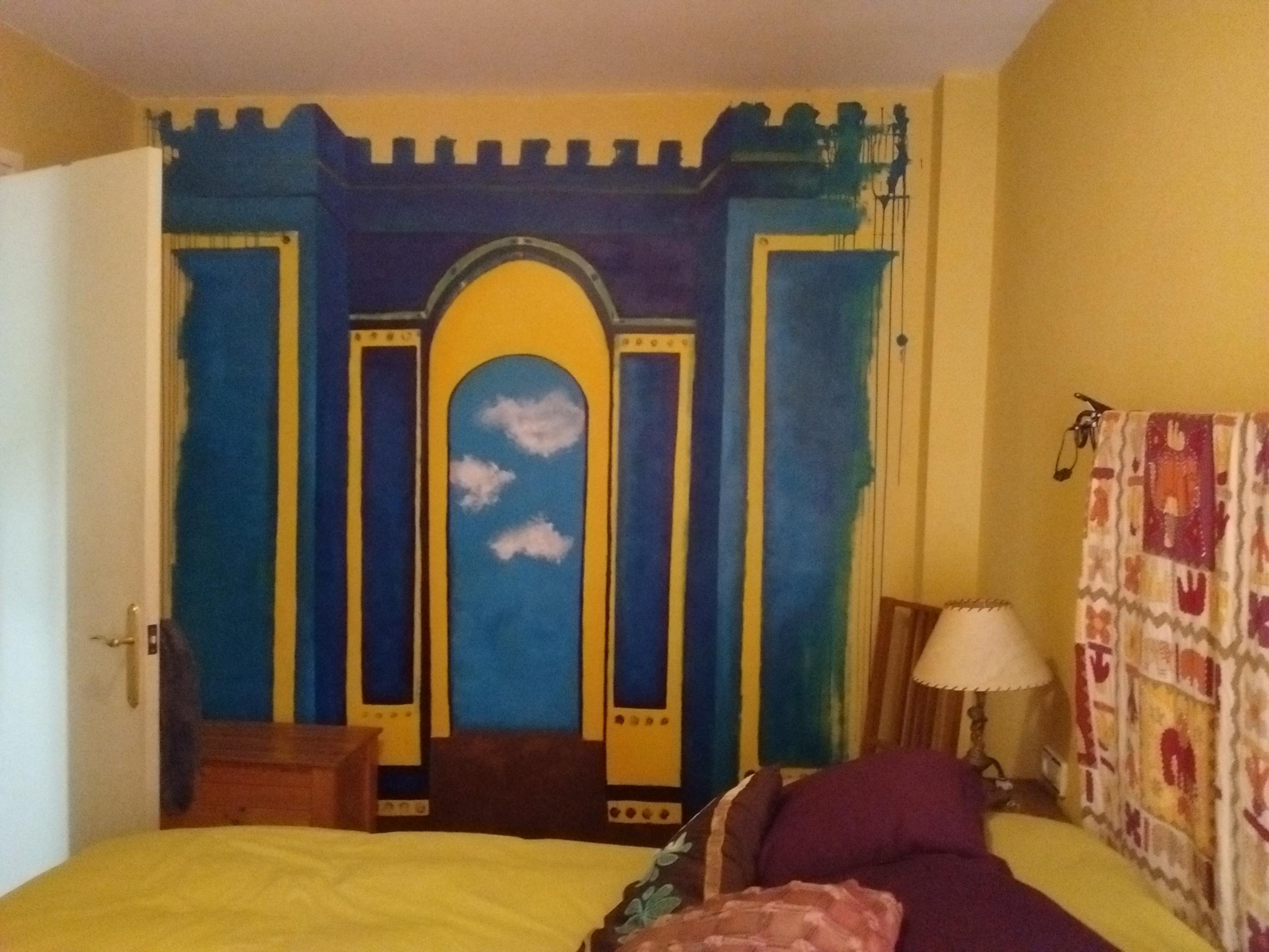 la porta de Babilonia duu
