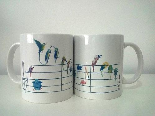 PENTAGRAMA cup