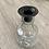 Thumbnail: Kandelaardopje voor fles - zwart
