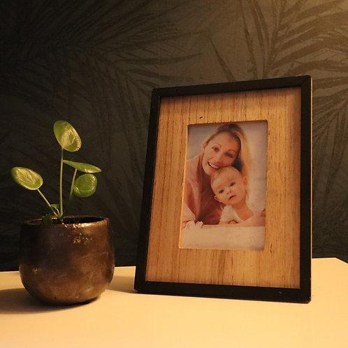 Fotolijst hout rechthoek
