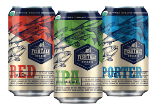 Fish Tale Ales Releases New Organic Products in Cans