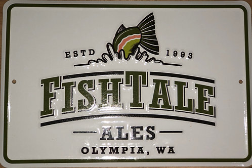 Fish Tales Ales Tin Tacker