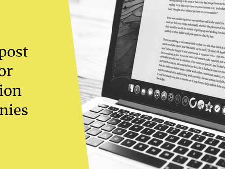 7 B2B Blog Post Ideas for Education Companies