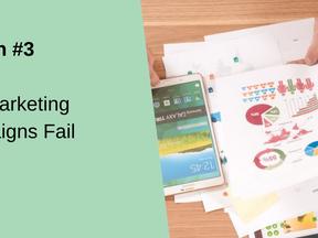 Why Do Marketing Campaigns Fail?
