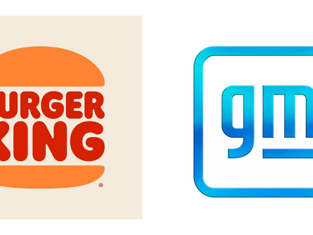Burger King or General Motors: Which Rebrand is Better?