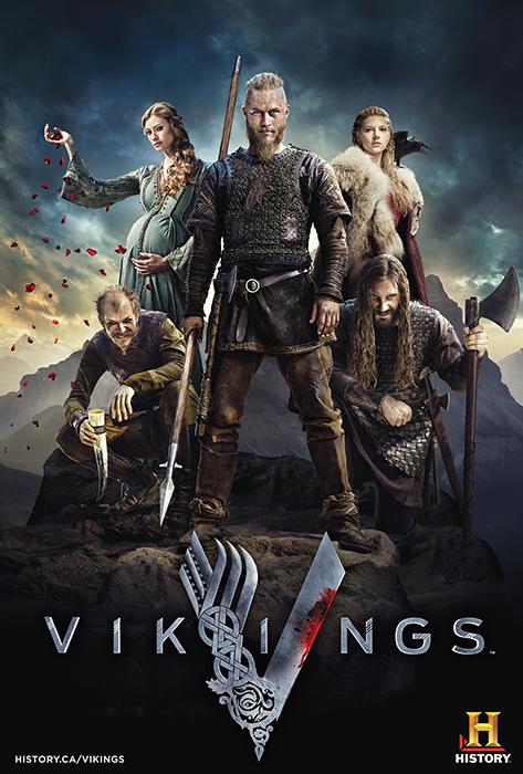 Vikings Season 2 Campa