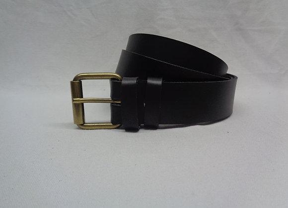 29 ceinture noir L 3,5 cm
