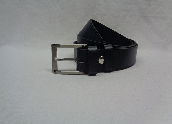 28 ceinture noir L 3,5 cm