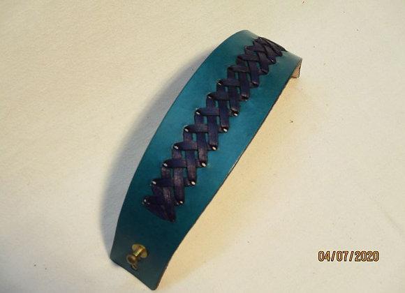3 - bracelet de force avec tressage