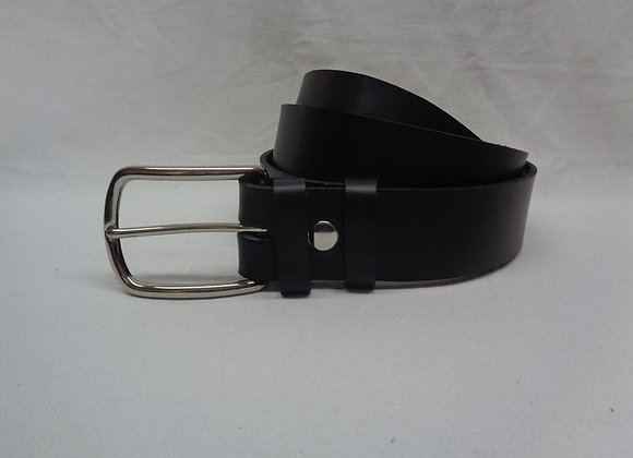 37 ceinture noir L 4 cm