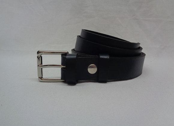 15 ceinture L 3 cm noir