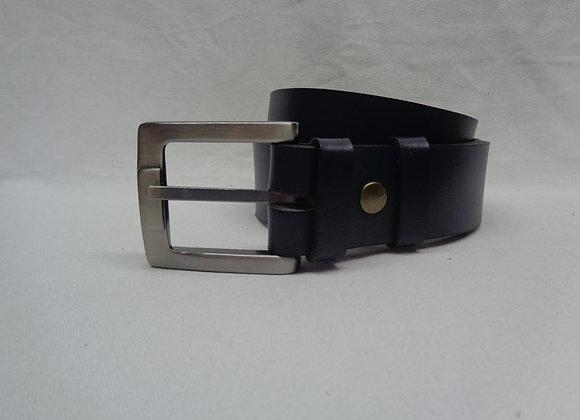 38 ceinture noir L 4 cm