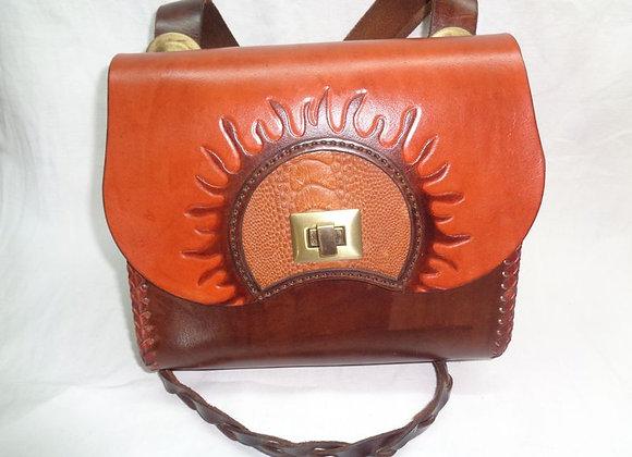 sac-femme-dessin-repoussage-cuir-de-kangourou