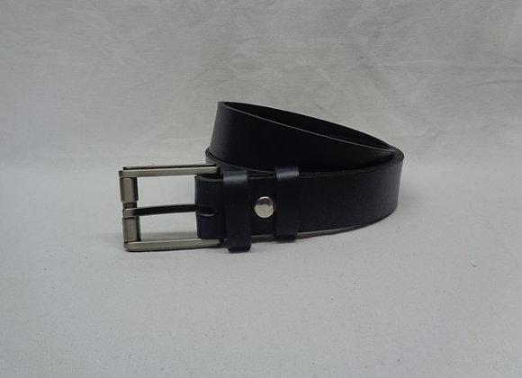 27 ceinture noir L 3,5 cm