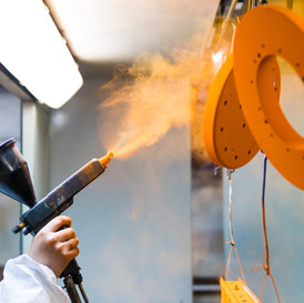 State of the art Powder Coating