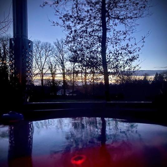 Beautiful French Sunset