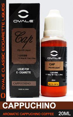 OVALE Cappuccino 20ml