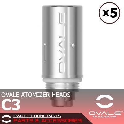 OVALE Atomizer C3