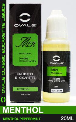 OVALE Menthol 20ml