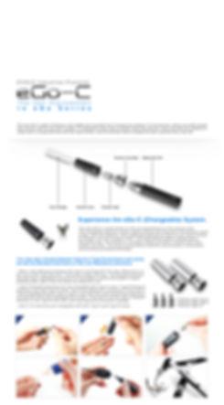 OVALE eGo-C บุหรี่ไฟฟ้า Joyetech | OVALE ™ ASIA | OVALE Thailand