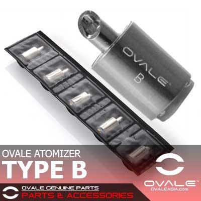 OVALE Atomizer Type B