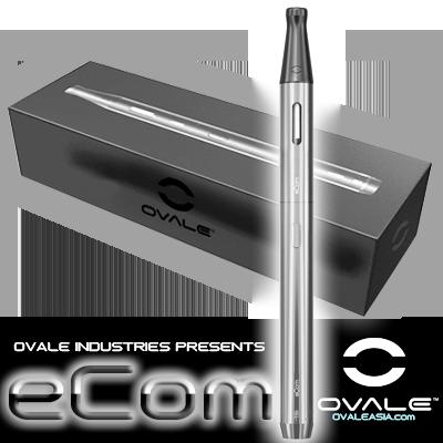 OVALE eCom™ Kit (Silver)